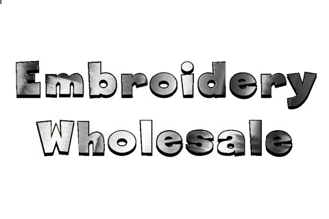 Embroidery Wholesale