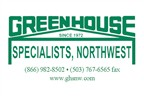 Greenhouse Specialists, Northwest